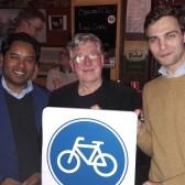 Medaille fietsersbond