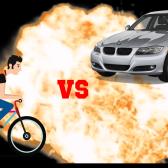 auto vs fiets